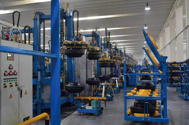TTA轮胎工厂技术服务整体解决方案