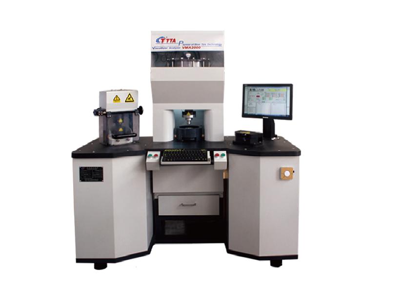VMA胶料流动分析仪